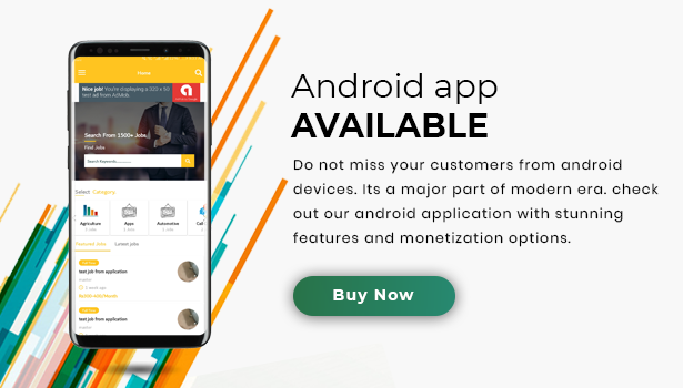 nokri android application is available