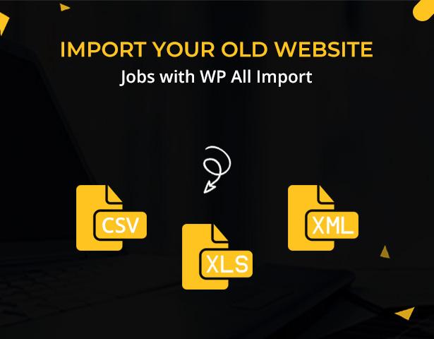 nokri wp all import compatible