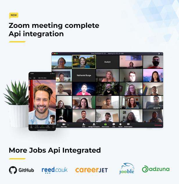 nokri zoom integration